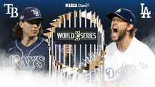 Rays vs Dodgers en vivo y en directo el Juego 1 de la Serie Mundial