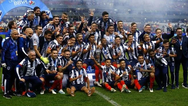 Monterrey y su costumbre de jugar finales en los últimos años.