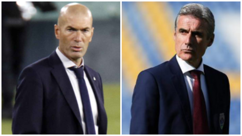 Real Madrid - Shakhtar Donetsk: alineaciones oficiales.