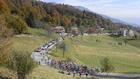 El Giro de Italia afronta la semana decisiva con los Alpes.