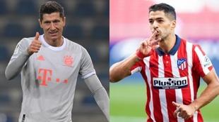 Apuestas Bayern - Atletico de Madrid