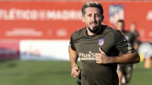 Héctor Herrera apunta para ser titular contra el Bayern