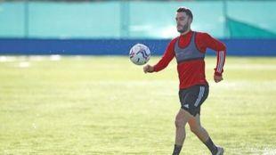 Roberto Torres regresa a los entrenamientos //