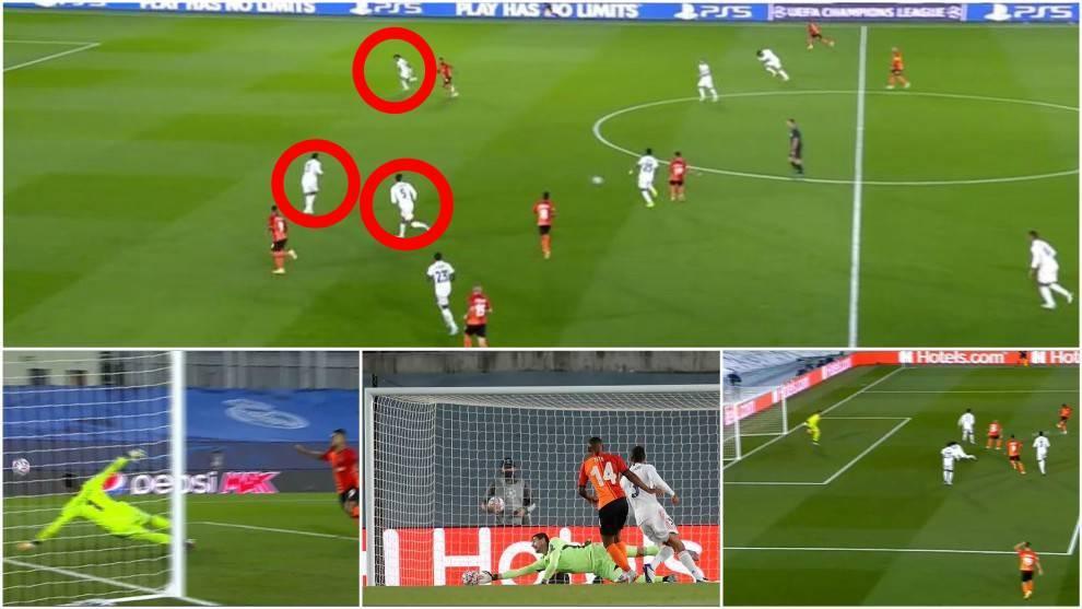 Los tres calamitosos errores de la defensa del Madrid: revive el drama de Valdebebas