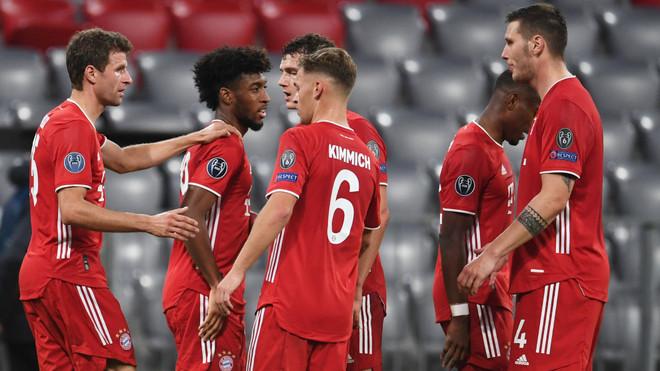 Champions League Bayern Munich Vs Atlético De Madrid Resumen Resultado Y Goles Del Partido De La Champions League Jornada 1 Marca Claro México
