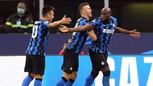 El Inter rasca un punto en el 89 gracias a Romelu Lukaku