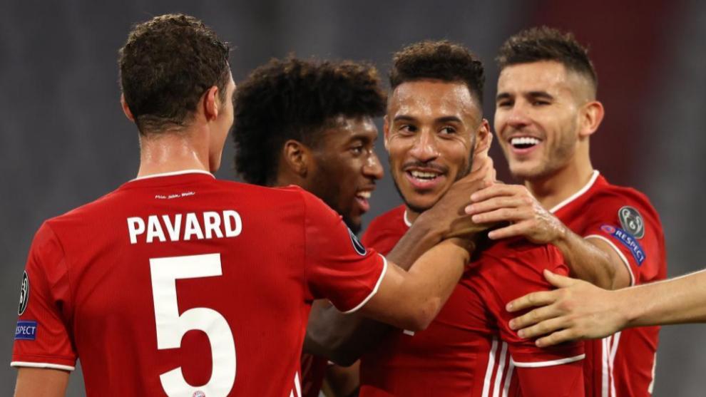La pegada del Bayern deja KO al Atlético