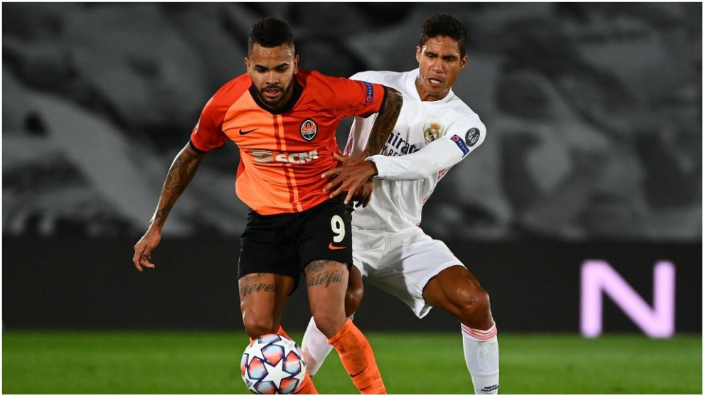 Real Madrid humiliated by undermanned Shakhtar Donetsk