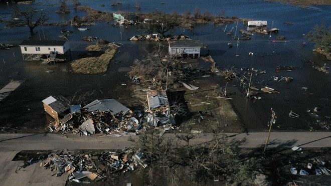 Temporada de huracanes en el Atlántico.