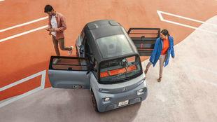 El Citroën Ami, el cuadriciclo eléctrico que no necesita permiso de...
