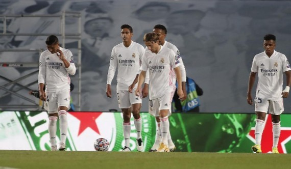 Yes, it turned out things could get worse for Real Madrid