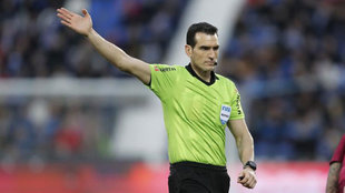 Arbitro Barcelona Real Madrid - Martinez Munuera