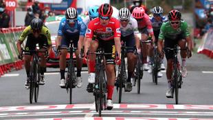 Etapa 3 de La Vuelta a España, en directo: Lodosa - La Laguna Negra