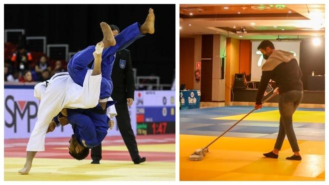 Regresa el judo internacional, con 'burbuja' propia en el 'Grand Slam' de Budapest