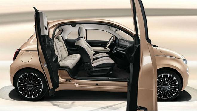 Fiat 500 3+1 y Passion: las nuevas versiones del Cinquecento eléctrico