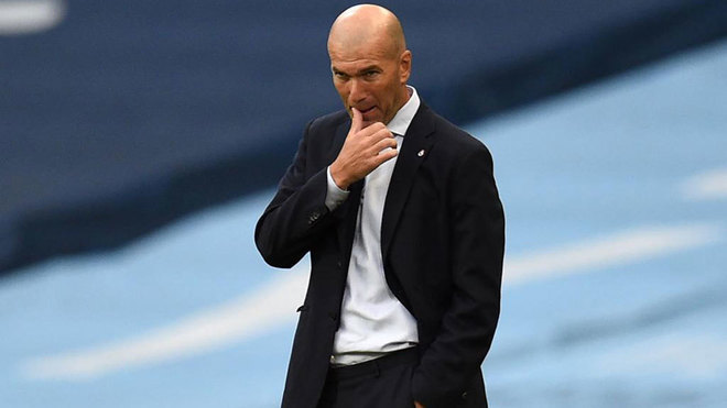 Zidane's five grave mistakes at Real Madrid
