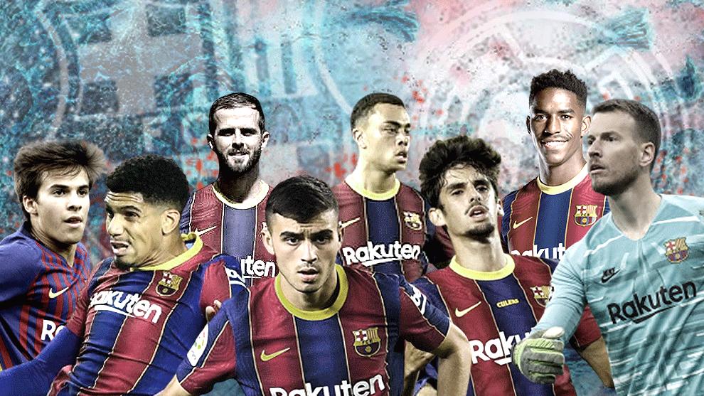 Les huit joueurs devraient faire leurs débuts au Clasico pour Barcelone