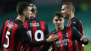 El Milan ganó sin muchas dificultades.
