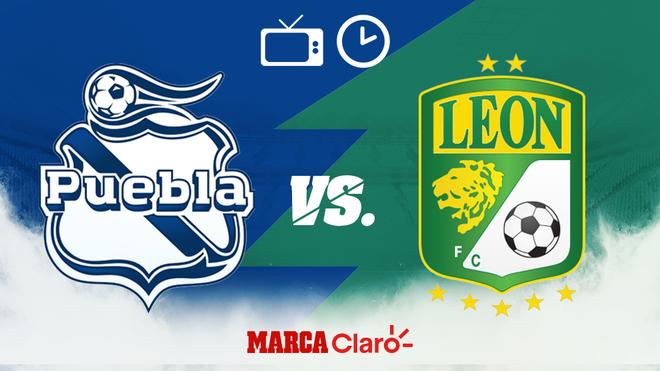 Puebla vs León: Horario y dónde ver.