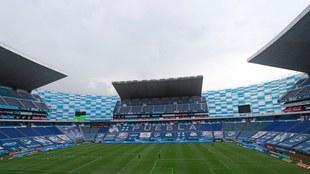 El Puebla vs león se jugará sin público.