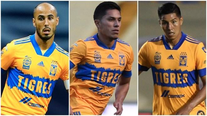 Estarán disponibles para la jornada 15 del Apertura 2020 ante Bravos...