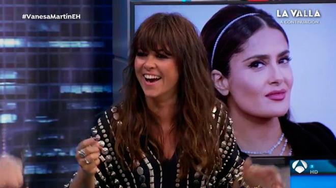 El Hormiguero: Vanesa Martín se ríe mientras cuenta su divertida...