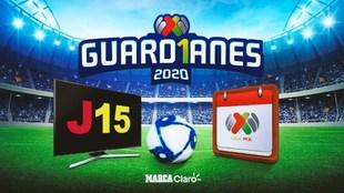Destaca el encuentro entre Chivas vs Cruz Azul.