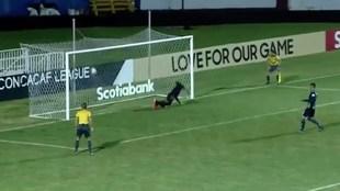 La tanda de penaltis más larga en un torneo de clubes de la Concacaf... ¡con 36 tiros!