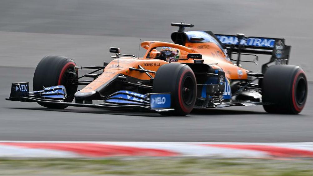 Resultados Libres 1 del Gran Premio de Portugal de Fórmula 1 2020