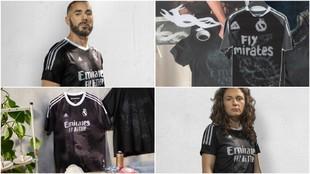 El Madrid mete miedo con su nueva camiseta del 'dragón óptico'