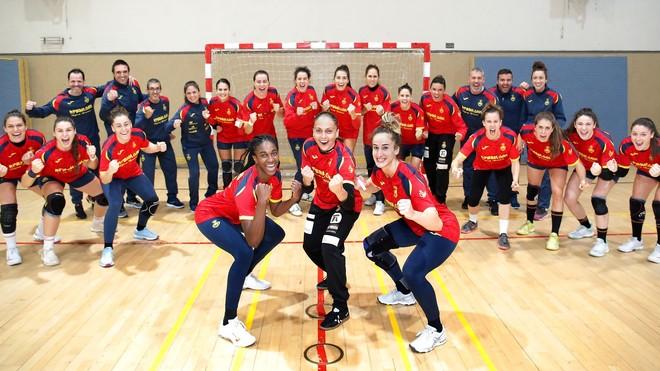 Las 'Guerreras' que participaron en el último Mundial de 2019 /