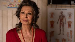 Sophia Loren llegará a las salas de cine y a Netflix con 'La vita davanti a sè'
