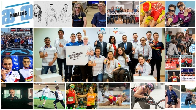 Inconformistas del deporte: 20 retos que han dado visibilidad al deporte paralímpico