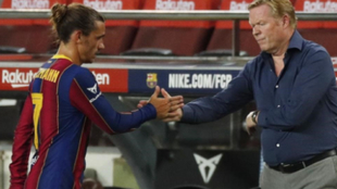 Alineacion probable del Barça a el partido contra el Real Madrid de...