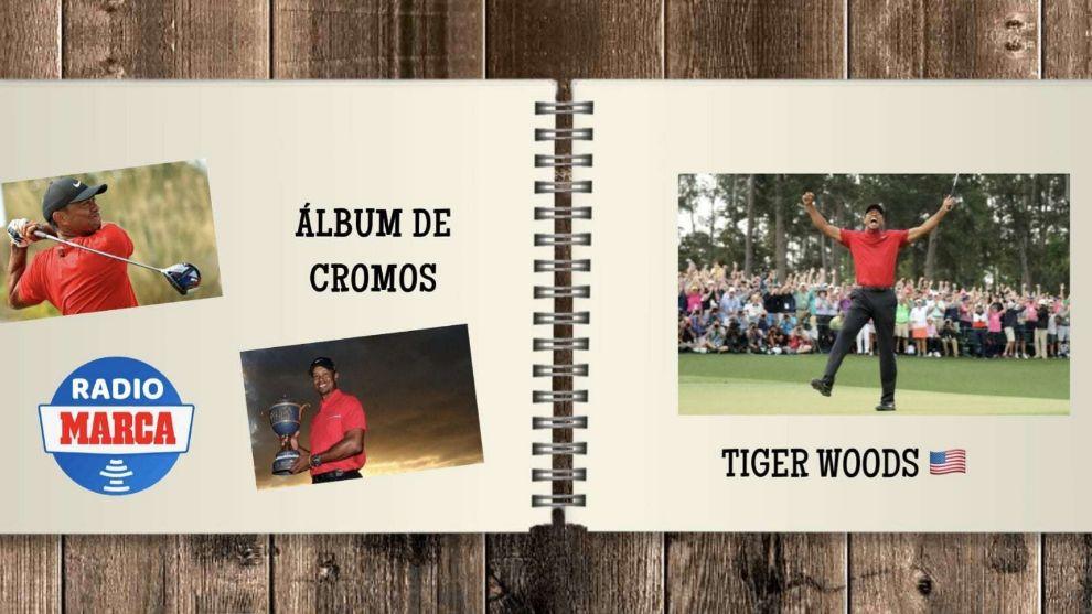 Tiger Woods, el deportista que cambió el golf