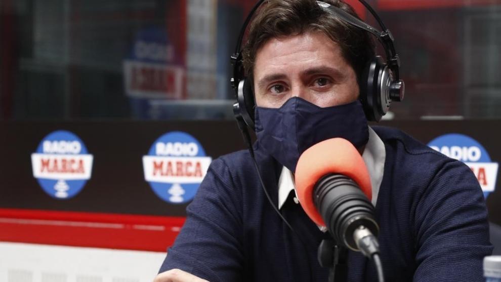 Víctor Sánchez del Amo en Radio MARCA