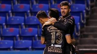 En duelo de la jornada 15 del Apertura 2020 de la Liga MX.