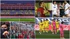 El '0-1' del Madrid por jugar en un Camp Nou vacío