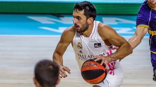 La NBA, un reloj que adelanta sus horas para Campazzo y marca el paso del Real Madrid