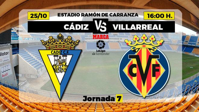 Cádiz - Villarreal: El único 'pero' para alcanzar la felicidad