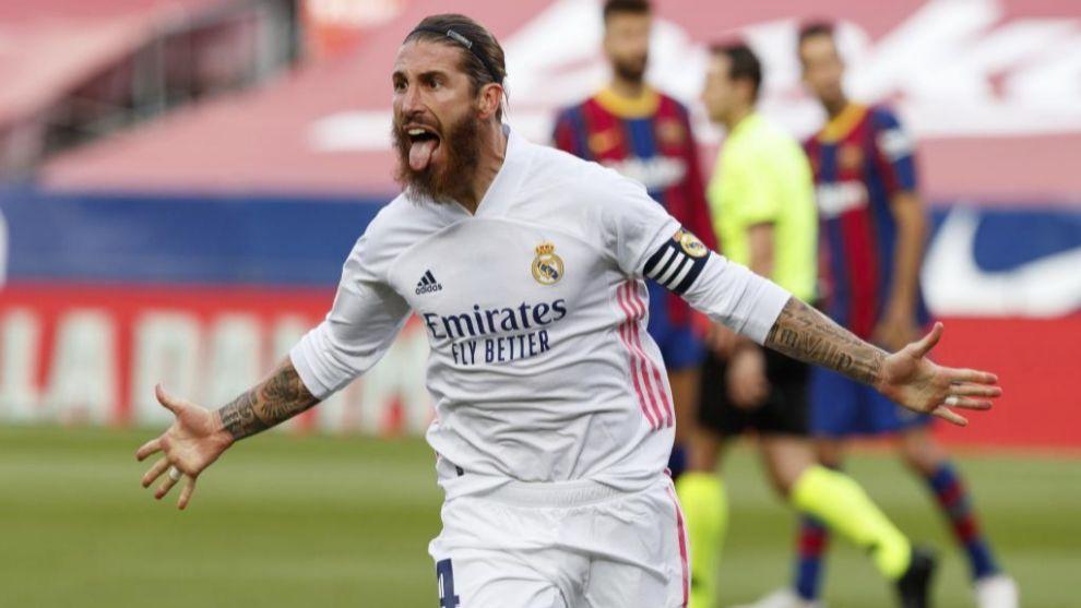 El Clásico resucita al Madrid