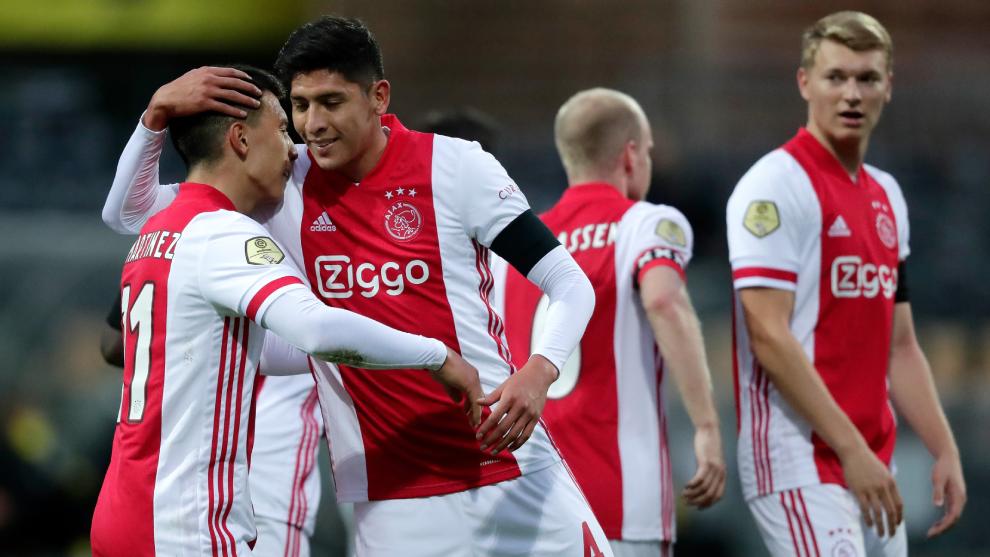 Ajax propina la goleada más grande de la historia en la Eredivisie a VVV-Venlo