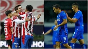 Ambos buscan entrar directo a la Liguilla de la Liga MX.