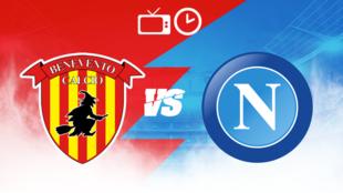 Benevento vs Napolil: ¿dónde ver el partido del Chucky?