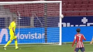 El mexicano disputó 45 minutos en la fecha 7 de LaLiga.