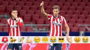 Llorente sí juega a la velocidad del fútbol actual