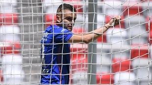Jonathan Rodríguez tampoco anota con Cruz Azul desde hace tres...