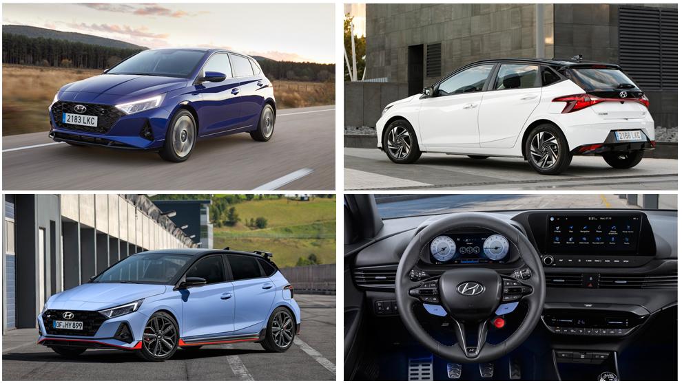 El renovaddo Hyundai i20, en imágenes