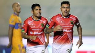 Los Bravos sorprendieron a Tigres y le robaron el empate en el...
