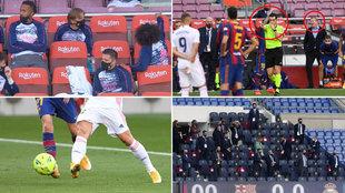 El otro Clásico: la reacción de Messi al penalti de Ramos, el tobillo de goma de...